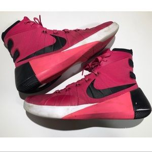 "Nike Shoes - Nike Hyperdunk - ""Think Pink"""